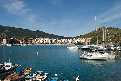 Porto Ercole, Monte Argentario, Grosseto province. Tuscany. Italy.