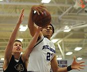 Basketball: Fayetteville vs Bentonville