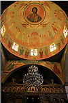 Israel, Jerusalem, the dome at the Greek Catholic Church