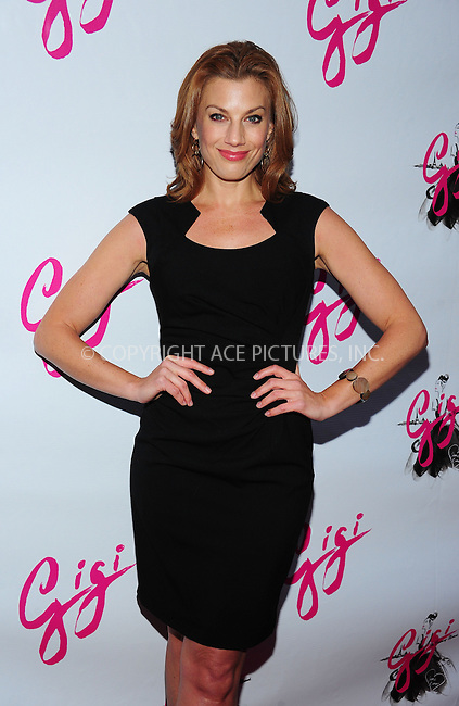 ACEPIXS.COM<br /> <br /> April 8 2015, New York City<br /> <br /> Jessica Phillips arriving at the 'Gigi' Broadway Opening Night at the Neil Simon Theatre on April 8, 2015 in New York City. <br /> <br /> By Line: William Bernard/ACE Pictures<br /> <br /> ACE Pictures, Inc.<br /> www.acepixs.com<br /> Email: info@acepixs.com<br /> Tel: 646 769 0430