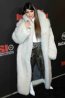 ATLANTA, GA - FEBRUARY 02: Denise Bidot at the Sports Illustrated presents Saturday Night Lights event powered by Matthew Gavin Enterprises and Talent Resources Sports on February 2, 2019 in Atlanta, Georgia. <br /> CAP/MPIIS<br /> &copy;MPIIS/Capital Pictures
