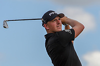 Matthew Wallace (ENG) watches his tee shot on 14 during round 4 of the Arnold Palmer Invitational at Bay Hill Golf Club, Bay Hill, Florida. 3/10/2019.<br /> Picture: Golffile | Ken Murray<br /> <br /> <br /> All photo usage must carry mandatory copyright credit (© Golffile | Ken Murray)
