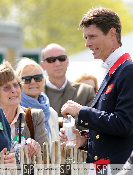 William Fox-Pitt (GBR). DRESSAGE - Mitsubishi Motors Badminton Horse Trials. Badminton. Gloucestershire. 03/05/2013. MANDATORY Credit Peter Reynolds/SIP - NO UNAUTHORISED USE - 07837 394578