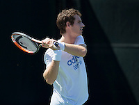 ANDY MURRAY (GBR)<br /> <br /> Tennis - Sony Open - ATP-WTA -  Miami -  2014  - USA  -  19 March 2014. <br /> <br /> &copy; AMN IMAGES
