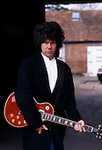 Jan 16, 1990: GARY MOORE at Hook End Studios