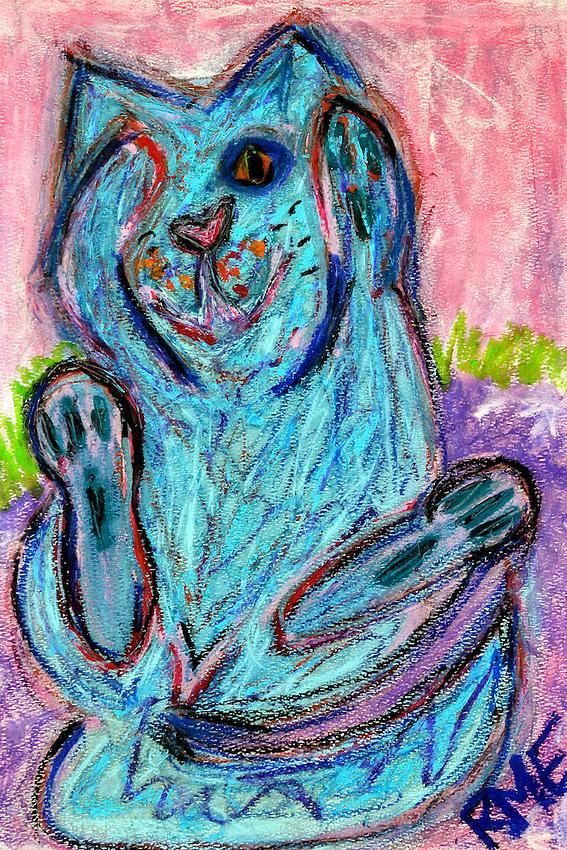 Picasso Blu