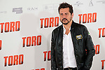 "The director of the film, Kike Maillo attends to the presentation of the spanish film ""Toro"" at Hotel Hesperia in Madrid, April 19,2016. (ALTERPHOTOS/Borja B.Hojas)"