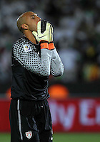 Tim Howard of USA.