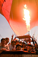 20120109 Hot Air Balloon Cairns 09 January