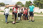 08.01.2019, AMANDLA Save Hub, Johannesburg, RSA, TL Werder Bremen Johannesburg Tag 06 - Besuch des AMANDLA Save Hub<br /> <br /> im Bild / picture shows <br /> <br /> Nuri Sahin (Werder Bremen #17)<br /> <br /> **** Attention *** **** Attention *** <br /> <br /> Only be used for the purpose of documenting the Safe-Hub visit on 08 January 2019<br /> <br /> Foto © nordphoto / Kokenge
