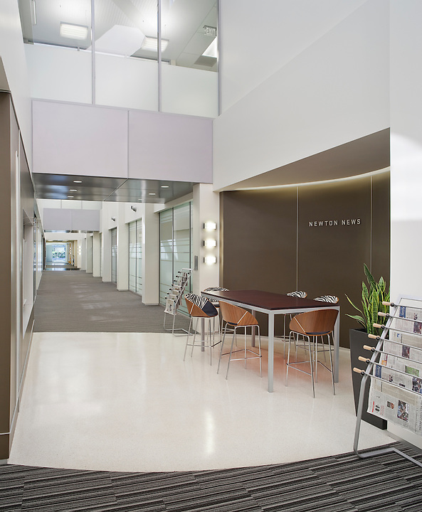 Facility Solutions Design - Lilly Pharmaceuticals, La Jolla California
