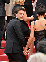 "CANNES, FRANCE. May 21, 2019: Brooklyn Beckham & Hana Cross at the gala premiere for ""Once Upon a Time in Hollywood"" at the Festival de Cannes.<br /> Picture: Paul Smith / Featureflash"