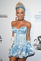 "29 October 2017 - West Hollywood, California - Gigi Gorgeous. Gigi Gorgeous Hosts Haunted ""Carn-Evil for Good"" Halloween Bash Benefiting Transyouth. Photo Credit: F. Sadou/AdMedia"