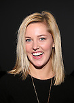 "Taylor Louderman attends the cast photo call for the MCC Production of ""Ride The Cyclone""  at The Duke 42nd Street on October 6, 2016 in New York City."