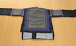 ANTIQUE MIAO COSTUME SET WITH FLOWER SKIRT, JACKET AND APRON