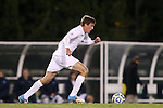06 November 2012: UNC's Rob Lovejoy. The University of North Carolina Tar Heels defeated the Duke University Blue Devils 1-0 at Fetzer Field in Chapel Hill, North Carolina in a 2012 NCAA Division I Men's Soccer game. The game was an Atlantic Coast Conference quarterfinal match.