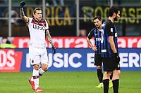 esultanza gol Federico Santander<br /> Milano 03-02-2019 Stadio San Siro Football Serie A 2018/2019 Inter - Bologna    <br /> Foto Image Sport / Insidefoto