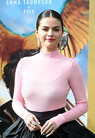11 January 2020 - Westwood, California - Selena Gomez. the premiere of Universal Pictures' Dolittle held at the Regency Village Theatre. Photo Credit: FS/AdMedia