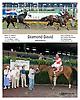 Diamond David winning at Delaware Park on 9/6/06