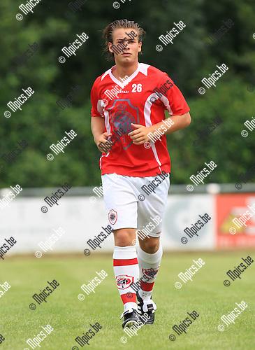 2010-06-21 / Voetbal / seizoen 2010-2011 / R. Antwerp FC / Mike Van der Linden ..Foto: mpics