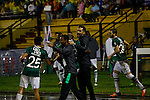 Cali y Bucaramanga igualaron 1-1 en Floridablanca. Fecha 15 Liga Águila I-2016