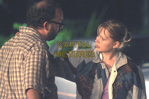 PAUL GIAMATTI & MICHELLE WILLIAMS.in The Hawk Is Dying.**Editorial Use Only**.CAP/FB.Supplied by Capital Pictures