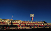 Ganas del Estadio Héroe de Nacozari, durante entrenamiento de CimarronesFC. Ascenso2017<br /> ©Photo: LuisGutierrez/NortePhoto.com