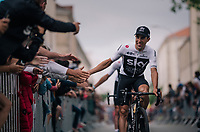 Jonathan Castroviejo (ESP/SKY) at the Team presentation in La Roche-sur-Yon<br /> <br /> Le Grand D&eacute;part 2018<br /> 105th Tour de France 2018<br /> &copy;kramon