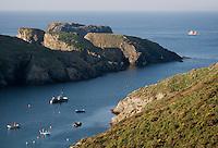 Europe/France/Bretagne/56/Morbihan/Belle-Ile/Bangor: l'anse de Port  Goulphar