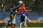 Futbol 2014 4Naciones sub20 Chile vs Colombia