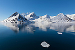 Hornsund, Svalbard, Norway, Europe