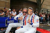 #10 DRAGONSPEED (USA) BR ENGINEERING BR1 GIBSON LMP1  HENRIK HEDMAN (SWE) RENGER VAN DER ZANDE (NLD)
