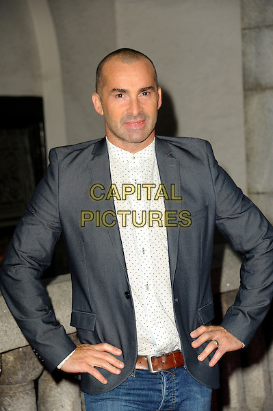 Louis Spence attends the  Inspiration Awards for Women held at Cadogan Hall on October 2, 2014 in London, England.<br /> CAP/CJ<br /> &copy;Chris Joseph/Capital Pictures
