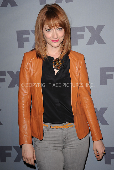 WWW.ACEPIXS.COM . . . . . .March 29, 2012...New York City....Judy Greer attends the FX Ad Sales 2012 Upfront at Lucky Strike in Manhattan on March 29, 2012  in New York City ....Please byline: KRISTIN CALLAHAN - ACEPIXS.COM.. . . . . . ..Ace Pictures, Inc: ..tel: (212) 243 8787 or (646) 769 0430..e-mail: info@acepixs.com..web: http://www.acepixs.com .