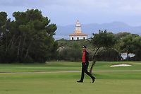 Sebastian Heisele (GER) on the 18th fairway during Round 4 of the Challenge Tour Grand Final 2019 at Club de Golf Alcanada, Port d'Alcúdia, Mallorca, Spain on Sunday 10th November 2019.<br /> Picture:  Thos Caffrey / Golffile<br /> <br /> All photo usage must carry mandatory copyright credit (© Golffile | Thos Caffrey)