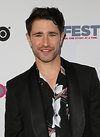 "LOS ANGELES, CA- Matt Dallas, At 2017 Outfest Los Angeles LGBT Film Festival - Closing Night Gala Screening Of ""Freak Show"" at The Theatre at Ace Hotel, California on July 16, 2017. Credit: Faye Sadou/MediaPunch"