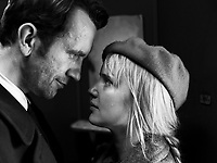Cold War (2018) <br /> (Zimna wojna)<br /> Tomasz Kot and Joanna Kulig<br /> *Filmstill - Editorial Use Only*<br /> CAP/MFS<br /> Image supplied by Capital Pictures