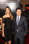 """RHEA DURHAM, MARK WAHLBERG. World Premiere of Paramount Pictures' """"The Fighter"""" at Grauman's Chinese Theatre. Hollywood, CA, USA. December 6, 2010. ©CelphImage"""