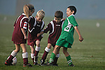 Pukekohe AFC 7th Grade Black Boats vs Tuakau football game played at Bledisloe Park Pukekohe on Saturday May 17th 2008.