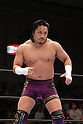 Hirooki Goto,AUGUST 6, 2010 - Pro Wrestling :New Japan Pro-Wrestling event at Korakuen Hall in Tokyo, Japan. (Photo by Yukio Hiraku/AFLO)
