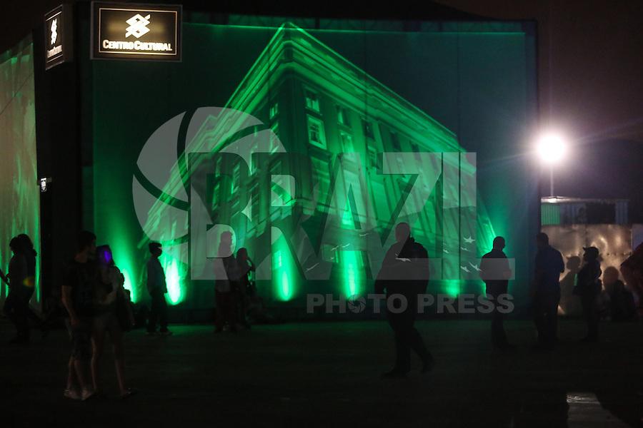 SAO PAULO, SP, 14.12.2013 - CIRCUITO BANCO DO BRASIL / CRIOLO-  Movimentacao do Circuito Banco do Brasil no Campo de Marte na região norte da cidade de Sao Paulo neste sábado, 14. (Foto: William Volcov / Brazil Photo Press)