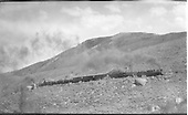 Westbound freight with 11 cars near Cimmaron, CO.<br /> D&amp;RGW  Cimarron, CO  5/28/1923