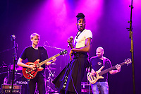 LONDON, ENGLAND - AUGUST 11: Jerome performing at Nile Rodgers' Meltdown at Purcell Room on August 11, 2019 in London, England.<br /> CAP/MAR<br /> ©MAR/Capital Pictures