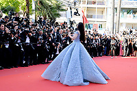 www.acepixs.com<br /> <br /> May 19 2017, Cannes<br /> <br /> Aishwarya Rai Bachchan arriving at the 'Okja' screening during the 70th annual Cannes Film Festival at Palais des Festivals on May 19, 2017 in Cannes, France. <br /> <br /> <br /> By Line: Famous/ACE Pictures<br /> <br /> <br /> ACE Pictures Inc<br /> Tel: 6467670430<br /> Email: info@acepixs.com<br /> www.acepixs.com