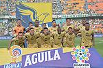 Atlético Nacional venció 1-0 a Rionegro Águilas. Fecha 17 Liga Águila II-2019.