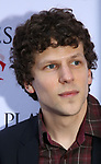 Jesse Eisenberg attends 'The Play That Goes Wrong' Broadway Opening Night at the Lyceum Theatre on April 2, 2017 in New York City.