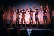 San Francisco, CA &ndash; August 28th 1982<br /> The first Gay Olympic game, the bodybuilding competition.