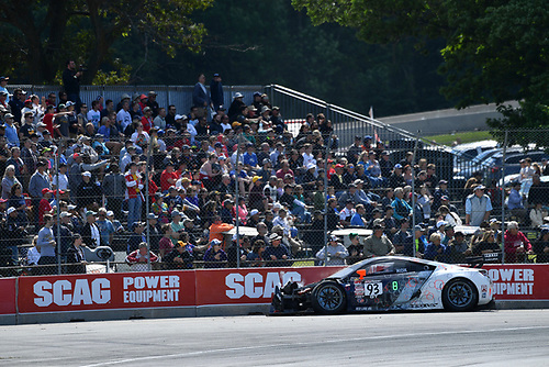 Pirelli World Challenge<br /> Grand Prix of Road America<br /> Road America, Elkhart Lake, WI USA<br /> Sunday 25 June 2017<br /> Peter Kox<br /> World Copyright: Richard Dole/LAT Images<br /> ref: Digital Image RD_USA_00320
