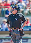 4 March 2016: MLB Umpire Gary Cederstrom works home plate during a Spring Training pre-season game between the Houston Astros and the St. Louis Cardinals at Osceola County Stadium in Kissimmee, Florida. The Astros defeated the Cardinals 6-3 in Grapefruit League play. Mandatory Credit: Ed Wolfstein Photo *** RAW (NEF) Image File Available ***