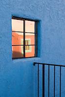 patterns and bright colors in La Placitas Village.